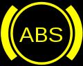 Voyant ABS