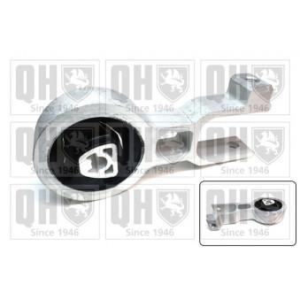 Support moteur QUINTON HAZELL EM4718 pour FIAT GRANDE PUNTO 1,3 D Multijet - 90cv