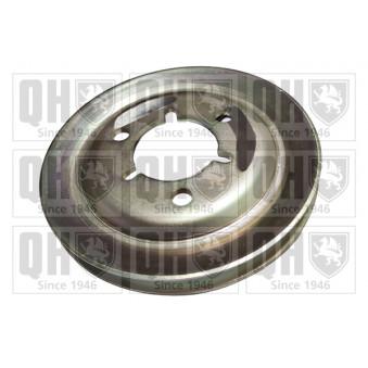Poulie, vilebrequin QUINTON HAZELL QCD144 pour PEUGEOT 205 1,4 CJ - 75cv