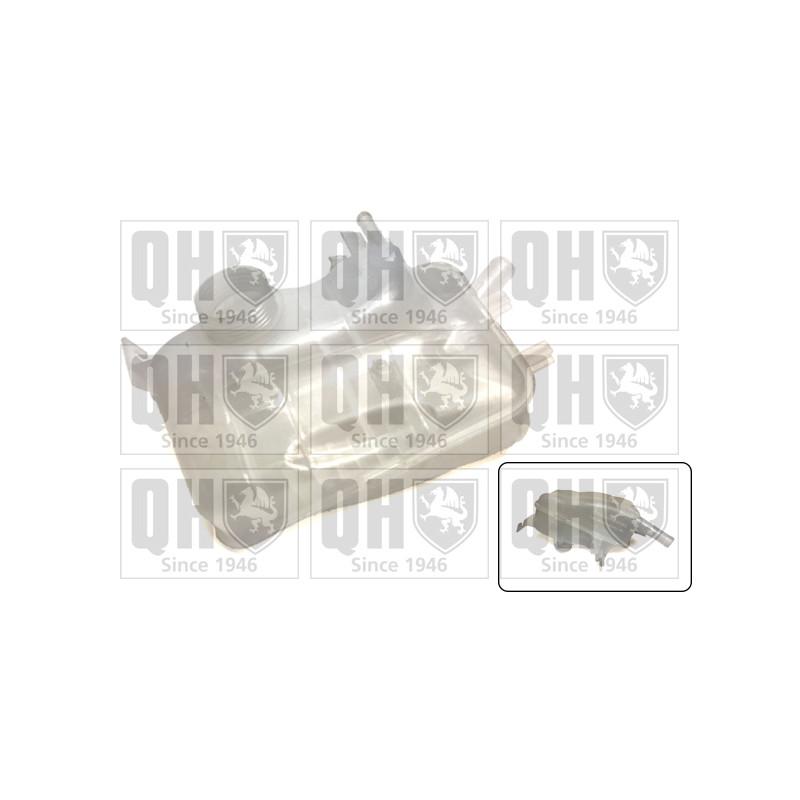 Vase d'expansion, liquide de refroidissement QUINTON HAZELL [QVE553]