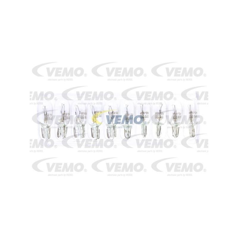 Ampoule, feu éclaireur de plaque VEMO [V99-84-0001]