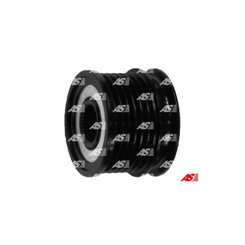 Poulie roue libre, alternateur AS-PL [AFP0005]
