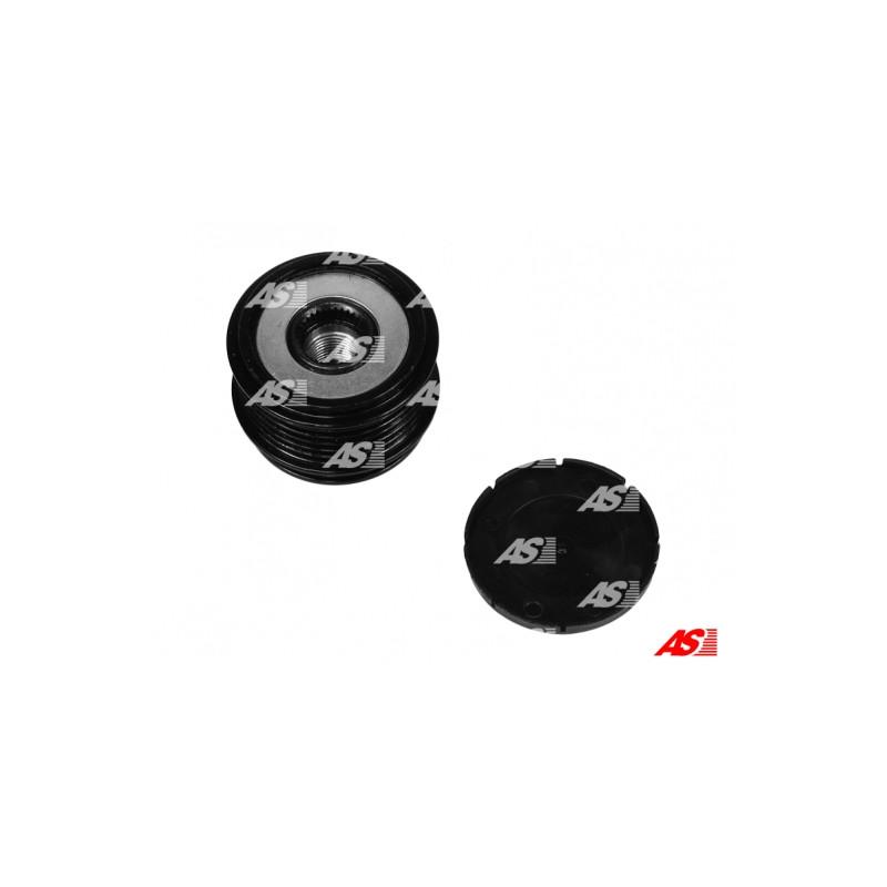Poulie roue libre, alternateur AS-PL AFP0010