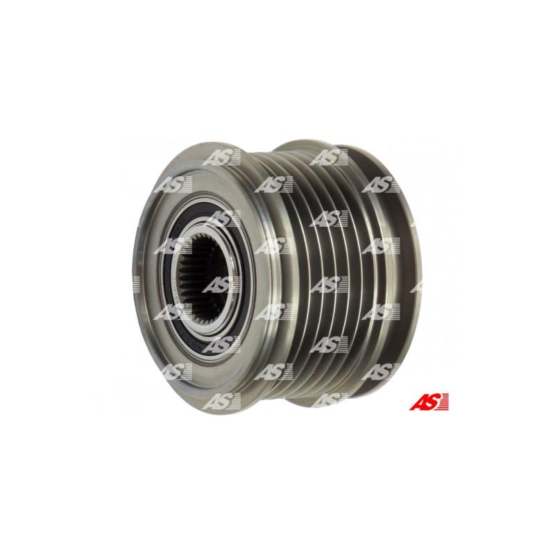 Poulie roue libre, alternateur AS-PL AFP0010(V)
