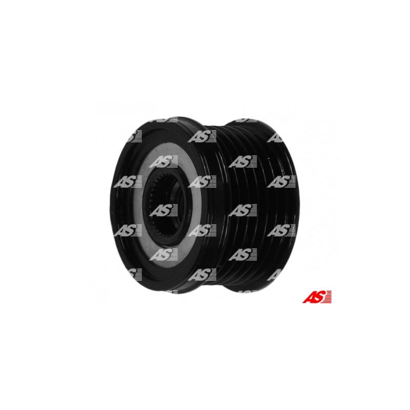 Poulie roue libre, alternateur AS-PL [AFP0047]