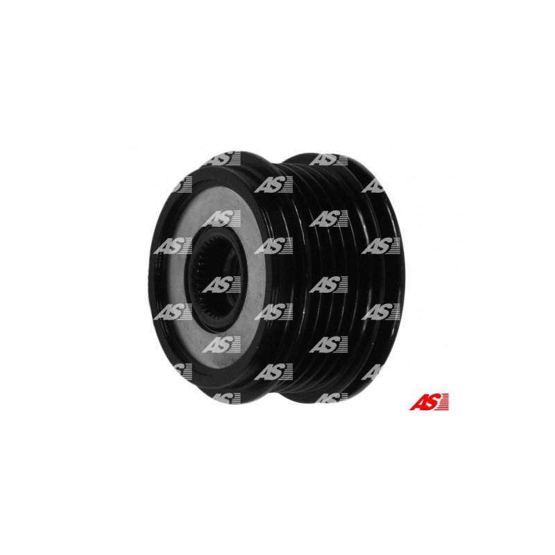 Poulie roue libre, alternateur AS-PL [AFP0067]