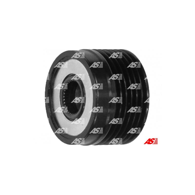 Poulie roue libre, alternateur AS-PL [AFP3005]