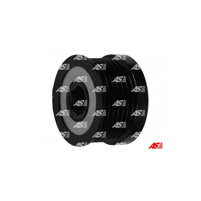 Poulie roue libre, alternateur AS-PL [AFP6012]