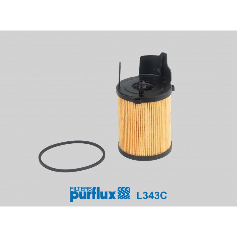 Filtre à huile PURFLUX [L343C]