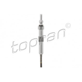 échangeur de chaleur TOPRAN 102 870 Tuyau de radiateur