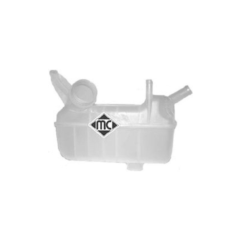 Caisse à eau, radiateur Metalcaucho [03678]