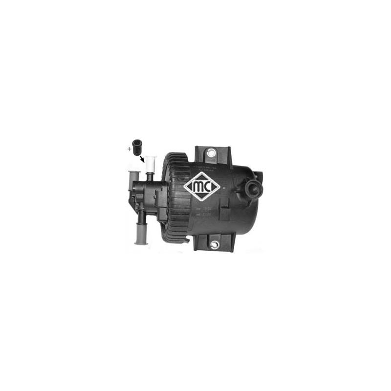 Filtre à carburant Metalcaucho [03836]