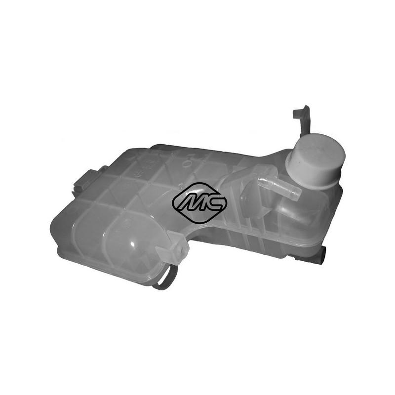 Caisse à eau, radiateur Metalcaucho [03926]