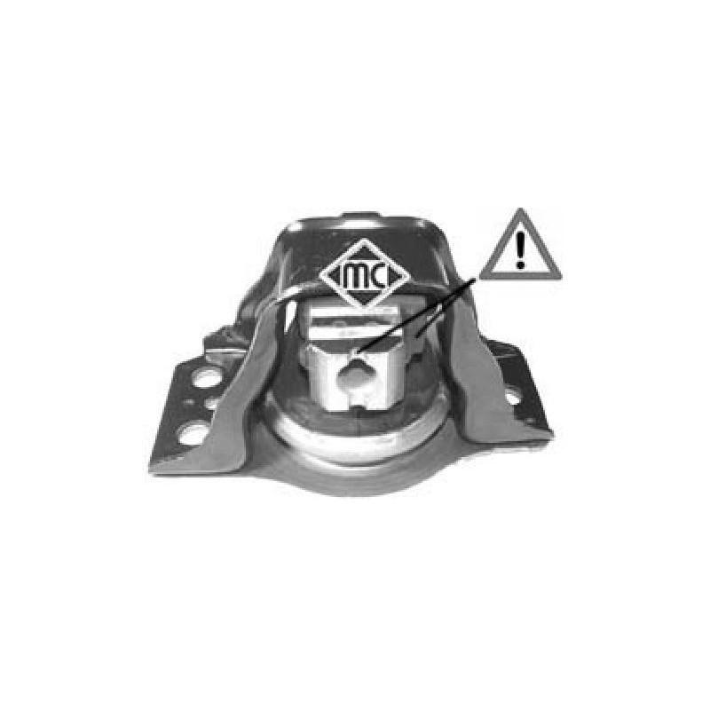 Support moteur Metalcaucho [04638]