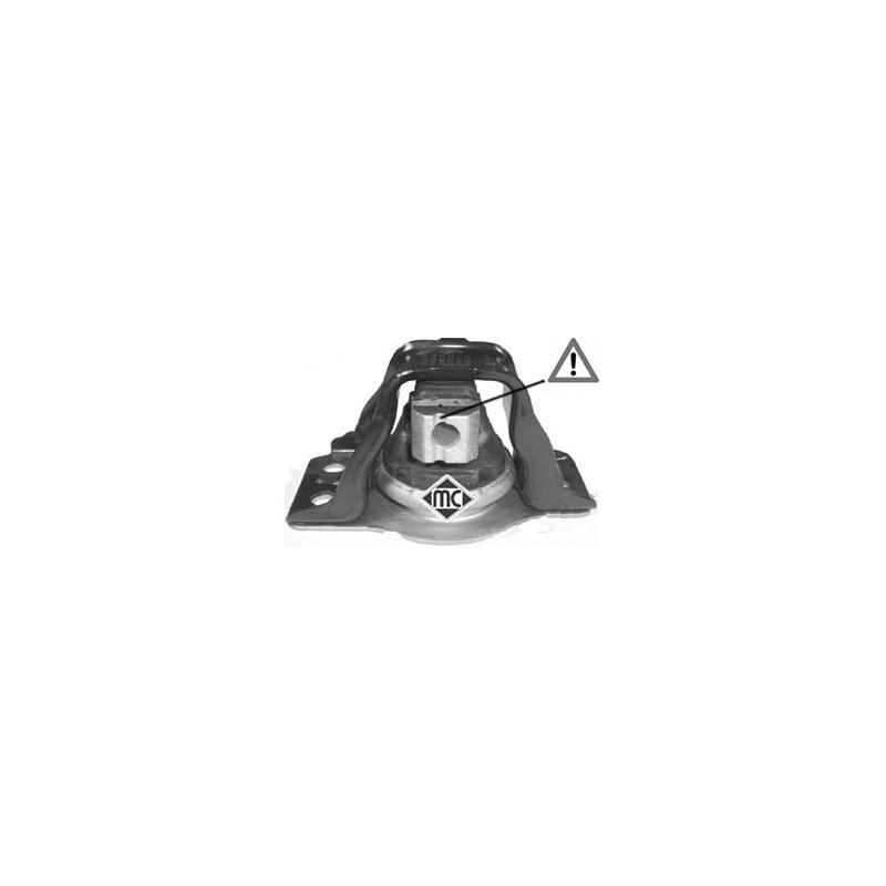 Support moteur Metalcaucho [05101]