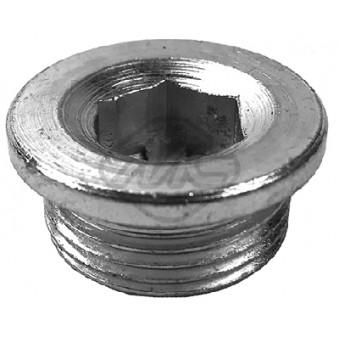 Vis-bouchon, carter d'huile Metalcaucho 05441 pour ALFA ROMEO 33 1,8 TD - 73cv
