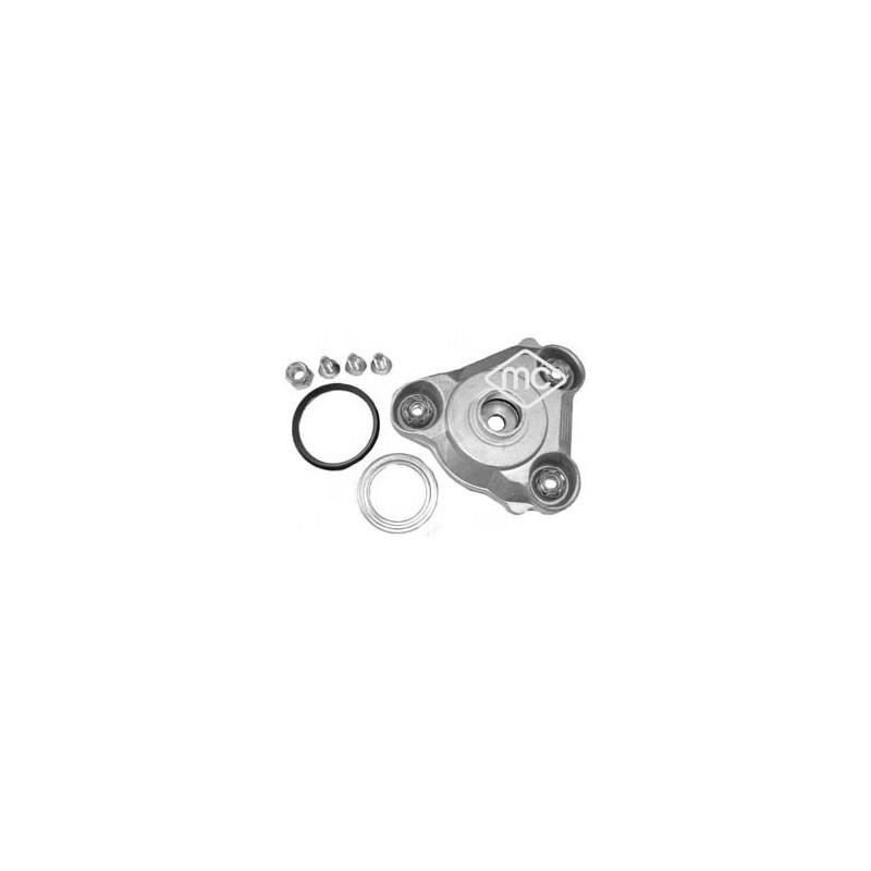 Kit de réparation, coupelle de suspension avant gauche (à l'unité) Metalcaucho [05975]