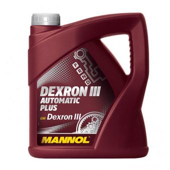 Huile de boite automatique DEXRON 3 - 4 Litres MANNOL DEX304