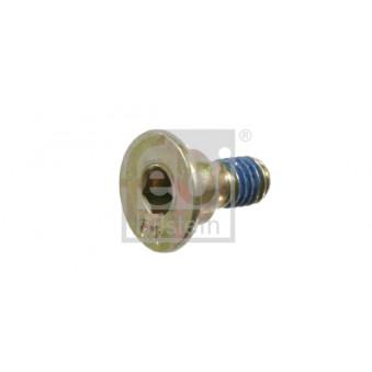 Vis, disque de frein FEBI BILSTEIN 05560 pour KIA AVELLA 1,5 - 75cv