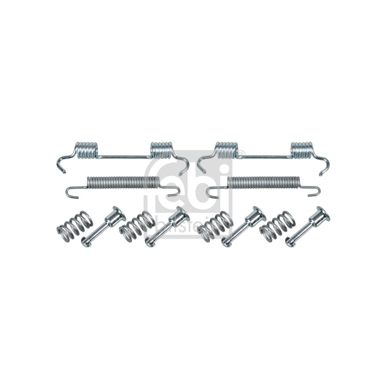 Febi-Bilstein 34156 Kit daccessoires m/âchoire de frein