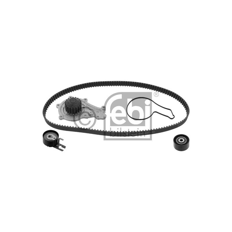 kit de distribution pompe eau peugeot 308 sw 1 6 hdi 90cv partauto. Black Bedroom Furniture Sets. Home Design Ideas