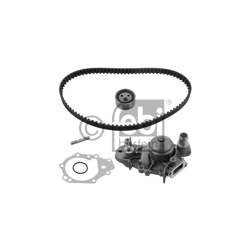 kit de distribution pompe eau renault twingo c06 1 2 58cv partauto. Black Bedroom Furniture Sets. Home Design Ideas