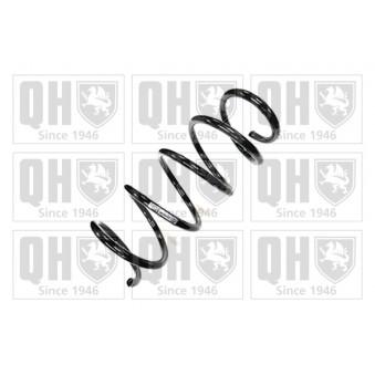 Ressort de suspension QUINTON HAZELL QCS6163 pour FIAT PUNTO 1,2 - 69cv