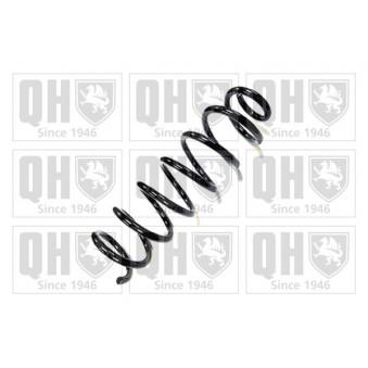 Ressort de suspension QUINTON HAZELL QCS7806 pour RENAULT MEGANE 1,4 16V - 131cv