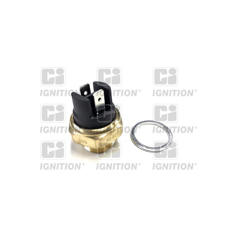 Interrupteur de température, ventilateur de radiateur QUINTON HAZELL [XEFS354]