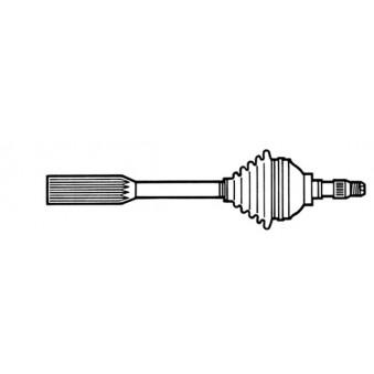 Arbre de transmission