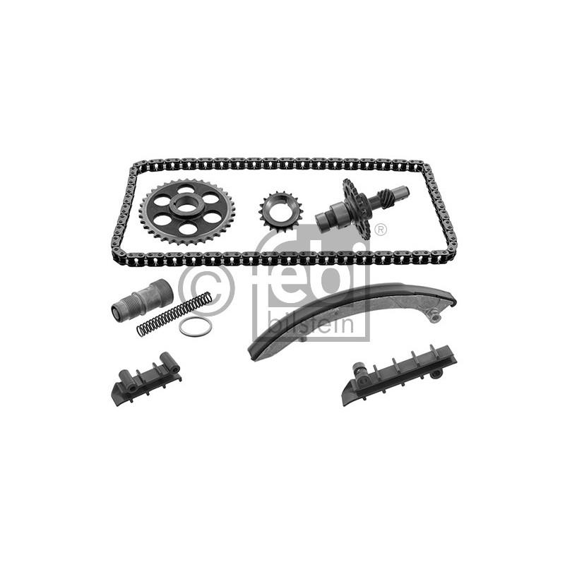 kit de rails tendeurs cha ne de distribution mercedes benz t2 ln1 camion plate forme. Black Bedroom Furniture Sets. Home Design Ideas