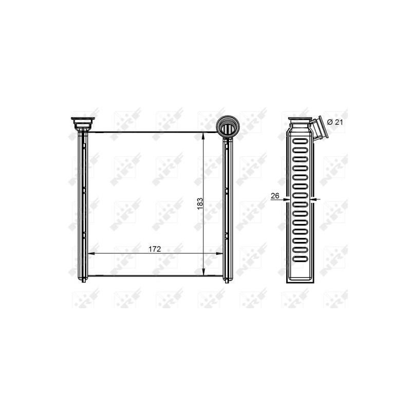 Système de chauffage NRF [54342]