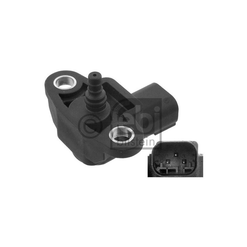 capteur pression de suralimentation mercedes benz clk c208 200 kompressor 163cv partauto. Black Bedroom Furniture Sets. Home Design Ideas