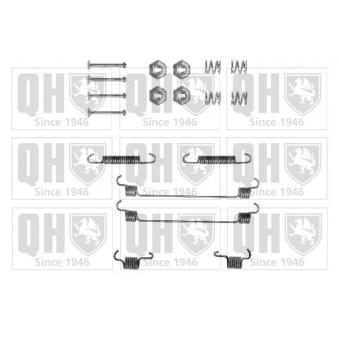 Kit d'accessoires, mâchoire de frein QUINTON HAZELL BFK266 pour ALFA ROMEO 33 1,5 4x4 - 95cv