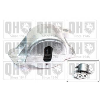 Support moteur QUINTON HAZELL EM4596 pour FIAT GRANDE PUNTO 1,3 D Multijet - 90cv
