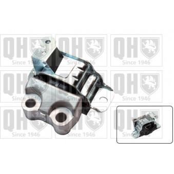 Support moteur QUINTON HAZELL EM4597 pour FIAT GRANDE PUNTO 1,3 D Multijet - 90cv