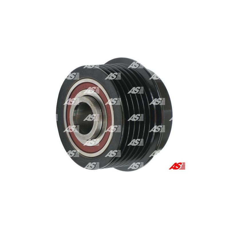 Poulie roue libre, alternateur AS-PL AFP6045(LITENS)