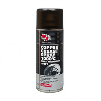 Graisse au cuivre, aérosol 400ml MA 20-A10 pour