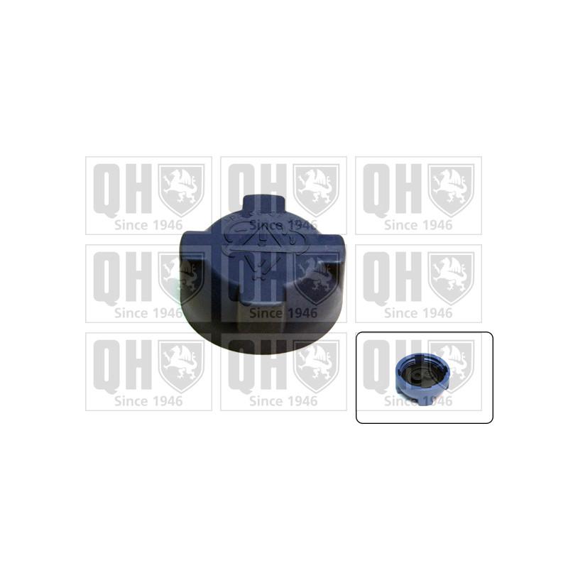 Bouchon, réservoir de liquide de refroidissement QUINTON HAZELL [FC502]