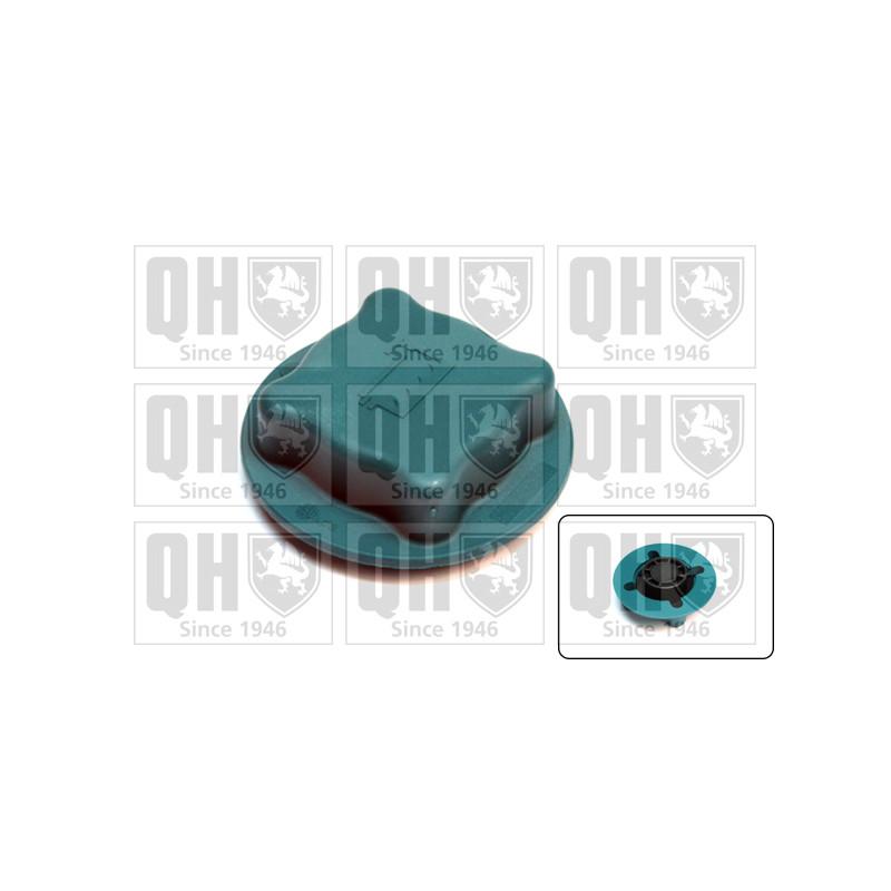 Bouchon, réservoir de liquide de refroidissement QUINTON HAZELL [FC505]
