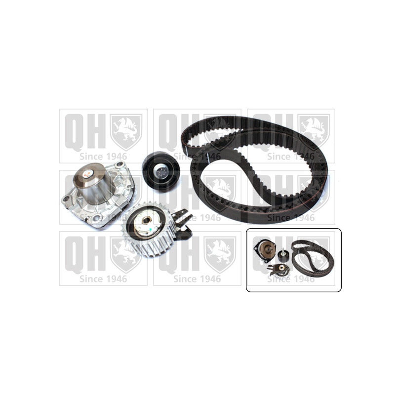 kit de distribution pompe eau opel astra h twintop 1 9 cdti 150cv partauto. Black Bedroom Furniture Sets. Home Design Ideas