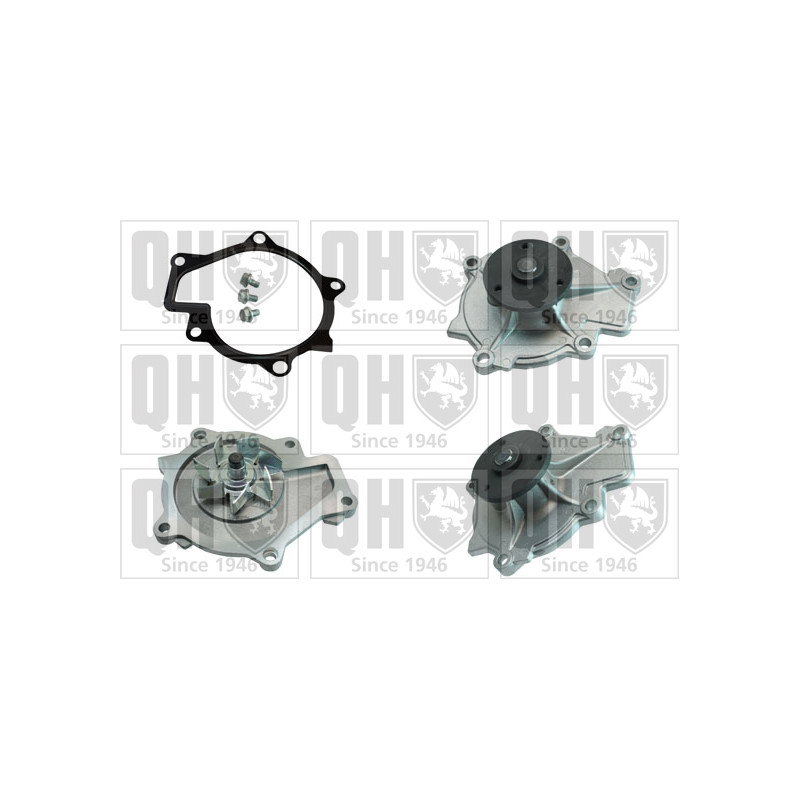 Pompe à eau QUINTON HAZELL [QCP3783]