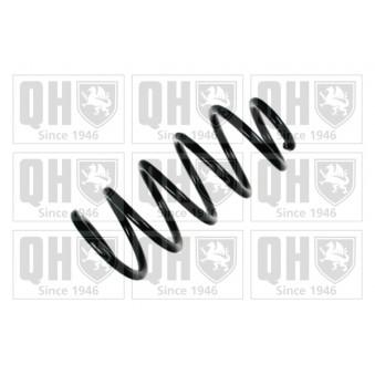 Ressort de suspension QUINTON HAZELL QCS5114 pour FIAT PUNTO 55 1,1 - 54cv