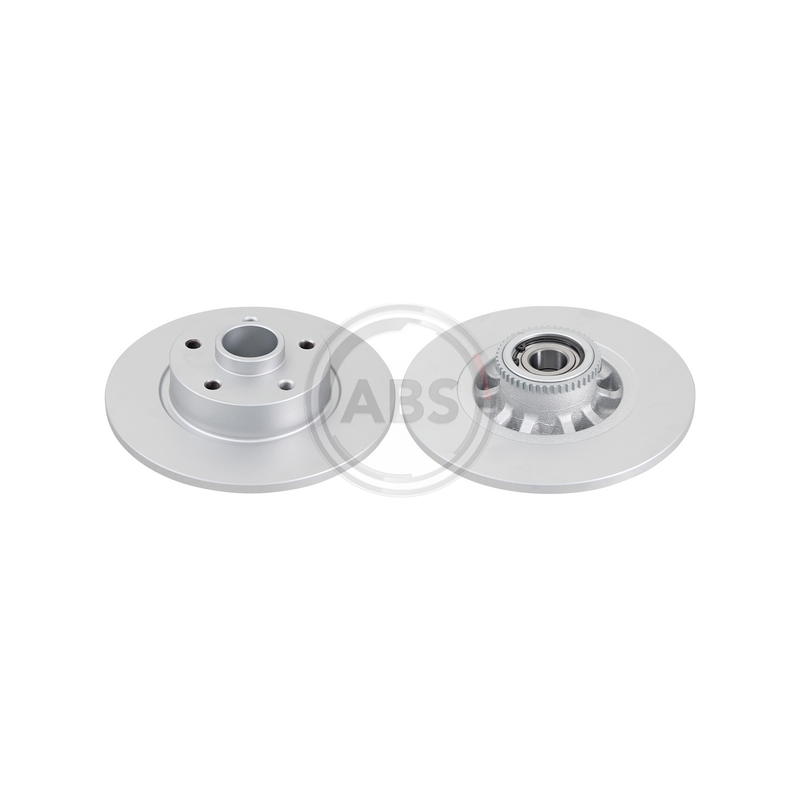 Jeu de 2 disques de frein arrière A.B.S. [18511C]