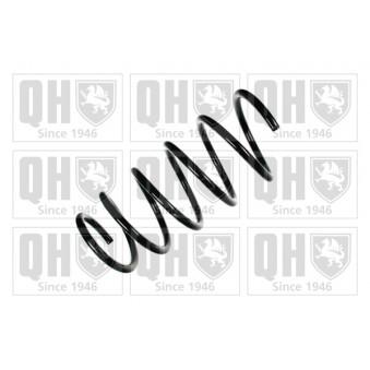 Ressort de suspension QUINTON HAZELL QCS5242 pour RENAULT SCENIC 2,0 i - 114cv