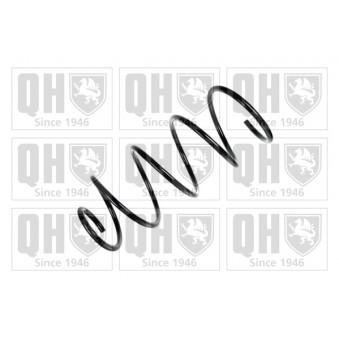 Ressort de suspension QUINTON HAZELL QCS5380 pour FIAT MAREA 1,9 JTD 110 - 110cv