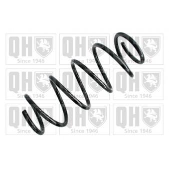 Ressort de suspension QUINTON HAZELL QCS5382 pour FIAT PANDA 1,3 JTD - 70cv
