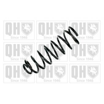 Ressort de suspension QUINTON HAZELL QCS5390 pour FIAT SCUDO 1,9 D - 69cv