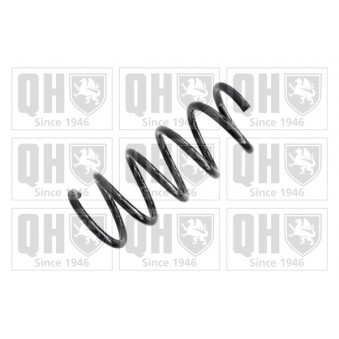 Ressort de suspension QUINTON HAZELL QCS5439 pour FIAT PANDA 1,2 Bi-Power - 60cv