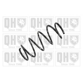 Ressort de suspension QUINTON HAZELL QCS5495 pour FIAT PANDA 1,2 - 69cv